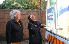 Truck of Love delivers surprises and smiles to Ebenezer Psychiatric home