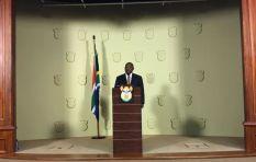 President Ramaphosa's new Cabinet