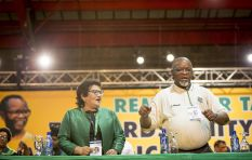 New ANC president expected to be announced on Monday morning