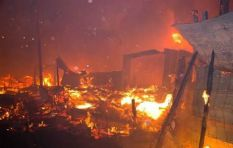 Authorities assess Knysna fire and #CapeStorm aftermath