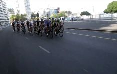 Cape Town Cycle Tour underway