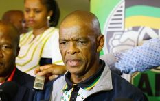 'Company appointed was one in which Magashule's daughter is a 30% shareholder'