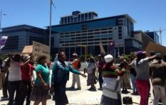 Wolwerivier service delivery issues spark housing debate