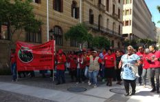 Nehawu all set to march on National Treasury and Public Works
