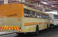 How safe are children who make use of public transport to get to school?