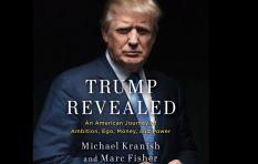 Trump bio 'unlocks extraordinary personality and terrifying political leader'