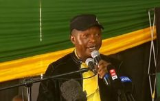 'David Mabuza comes to the deputy presidency with a cupboard full of skeletons'