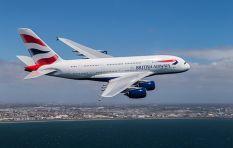SAA chair Dudu Myeni flies British Airways to Parly meeting