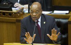 Zuma returns Gordhan as finance minister
