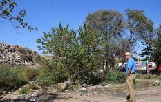 John Robbie revisits Kya Sand and Msawawa informal settlements
