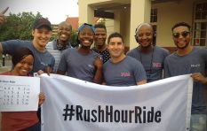 Rush Hour Ride - How it happened and which mode of transport won...