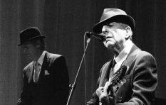 Music guru Sean Brokensha pays tribute to late Leonard Cohen