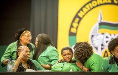 [WATCH] Bathabile Dlamini addresses media on no women in Top Six