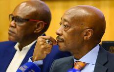 Public finances 'compromised' under Moyane