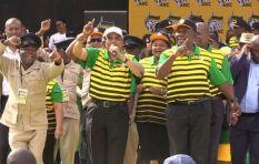 Zuma takes a dig at his detractors and laments political immaturity