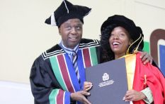 [Listen] SA's youngest female PhD grad opens up about her achievement