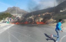 Clarity provided for what sparked Hout Bay violent protest