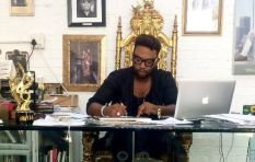 Designer David Tlale searching for the next fashion star