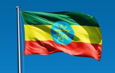 Ethiopia get ready... Lee Kasumba will be landing there soon