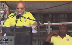 President Zuma's statement on land reform not indicating a realistic move