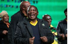 'Markets seem to be in love with Cyril'