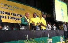 The ANC needs to 'regroup', says Mavuso Msimang