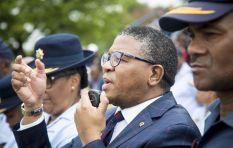 Is Minister Fikile Mbalula moving to seize control of Crime Intelligence Unit?