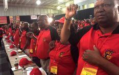 Zuma mustn't be forced out, he must go willingly - Nehawu
