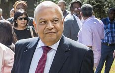 Right2Know want answers over Pravin Gordhan's axing