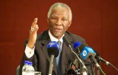 Attacking migrants won't resolve SA's socio-economic challenges - Mbeki