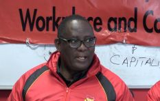 R20 an hour is an insult to workers - Vavi