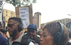 Multiracial crowds at #AntiZumaMarches says Redi Tlhabi