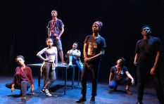 Iconic Baxter Theatre turns 40 as 'The Fall' takes Edinburgh by storm
