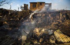 Firefighter dies battling Knysna fire, death toll rises to 5