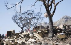 [WATCH] Communities working together in the aftermath of Imizamo Yethu fire