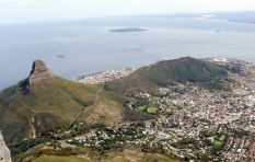 A gym dance class with the best view in Cape Town went down on Lion's Head