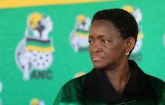 Bathabile Dlamini a no show in Parliament but attends campaign in Hammanskraal