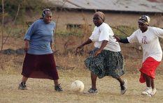 South African grannies team makes veteran league championship