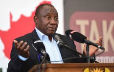 """""""Those involved in corruption, we say your days are numbered"""" - Ramaphosa"""