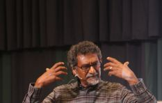 """""""The planet will recover from our stupidity"""" - Jay Naidoo"""