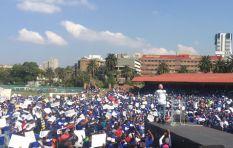 Freedom Movement rally underway in Pretoria