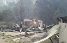 Knysna relief efforts kick off, SANDF to assist as fire continues