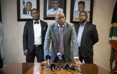 Joburg mayor explains why he suspended another senior official