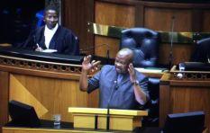 Holomisa gives Mbete ultimatum over secret ballot at no confidence debate