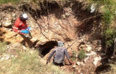 Illegal mine rescues are high risk - Chamber of Mines