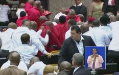 Violence must not become a precedent in Parliament  - analyst #Sona2017