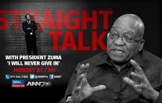 Listeners share questions they'd ask President Zuma during his interview on ANN7