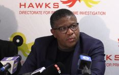 Fikile Mbalula fumbles when questioned over Mduduzi Manana's assault case