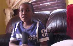 A glimmer of hope after Philasande Dladla receives a heart transplant