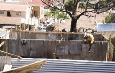 Factions of Imizamo Yethu residents won't budge and will continue to rebuild